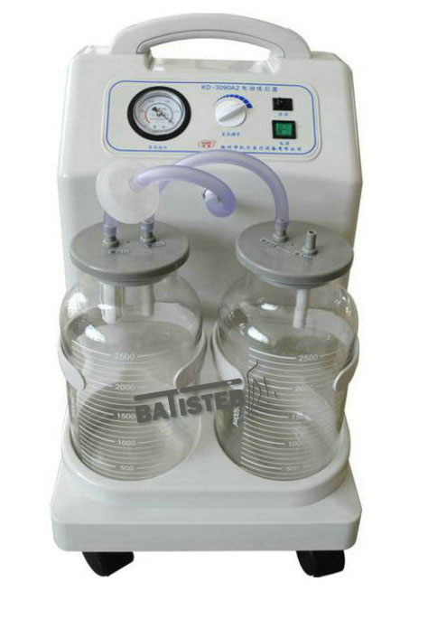 انواع دستگاه ساکشن پزشکی